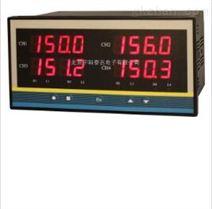 智能四通道温度液位显示调节仪