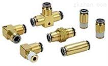 SMC黄铜快换接头安装及使用