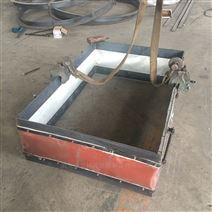 新疆大口径非金属膨胀节烟道补偿器电厂专用