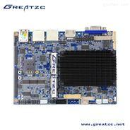 小尺寸無風扇工控主板ZC-EN2807