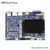 小尺寸无风扇工控主板ZC-EN2807