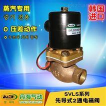 韓國DANHI丹海SVLS系列先導式2通電磁閥
