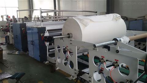 卫生纸加工机械复卷机