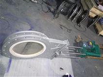 PZ273TC电液联动薄型陶瓷闸阀