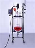 150L双层玻璃反应釜