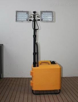 双头LED升降照明车厂家SFW6121