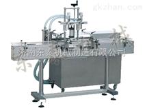 液体自动灌装机_定量液体灌装机_全自动果汁灌装机