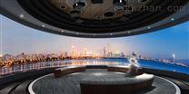 3D环幕影院环形幕360度投影大型特效