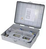 32芯光纤分纤箱塑料分光箱插片式