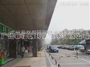 江苏步行街喷雾降温智能控制系统/商业街高效喷雾降温设备/降温效果好