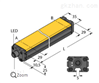 德国TURCK感应式直线位移传感器