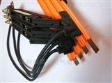 无接缝滑触线集电器