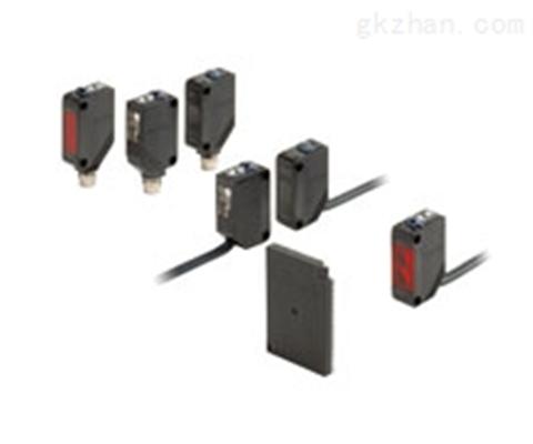 OMRON光电传感器:内置小型放大器