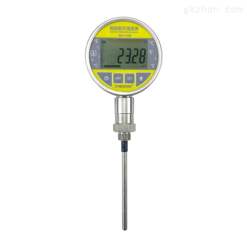 上海铭控:MD-T200智能数字温度表