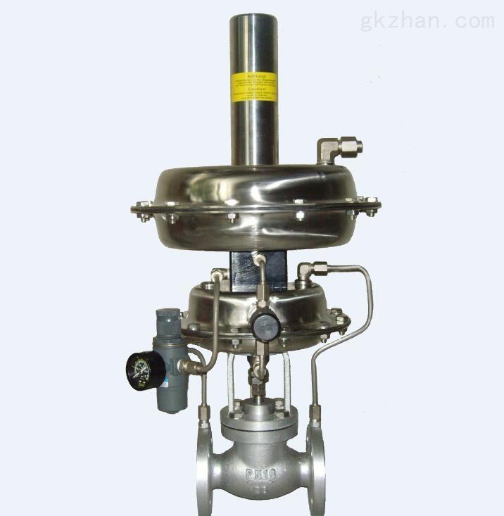 氮氣自力式調節閥