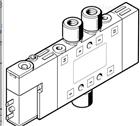 费斯托FESTO电磁阀:5/2通单电控阀