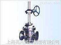 (K)WPZ543F锥齿轮传动无导流孔平板闸阀