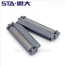 80pin全塑型连接器 5175472-9 716612080