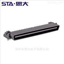 120pin 90°板对板连接器公头 1-5175472-1