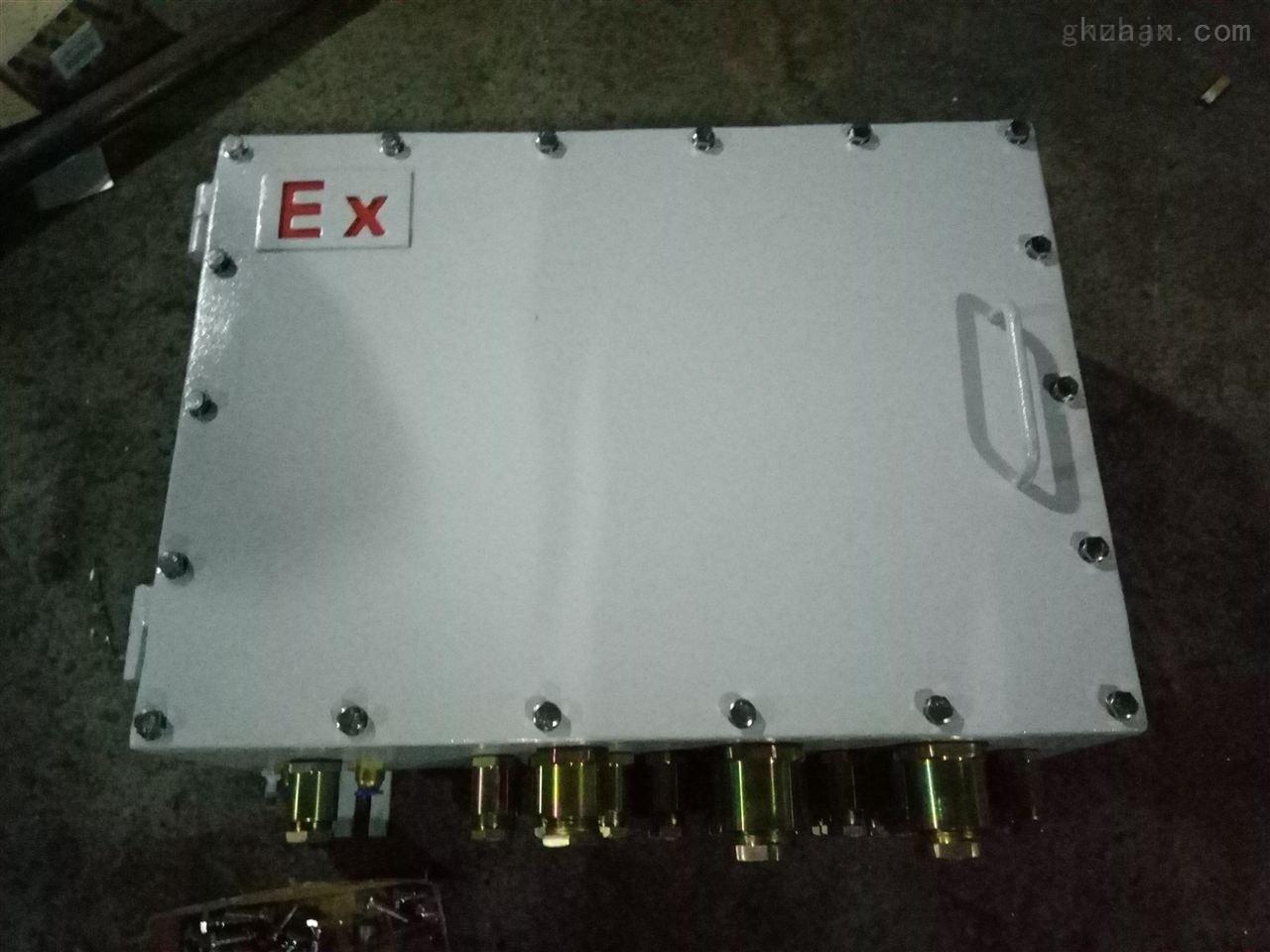 BJX防爆接线箱 防爆接线端子箱 防爆操作箱 304不锈钢