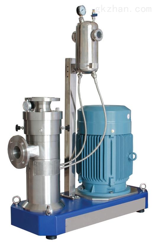 腈纶阻燃剂超高速研磨分散机