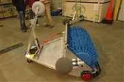 高空外墙清洁机器人迷你机