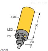 TRUCK电感式传感器用户数据表