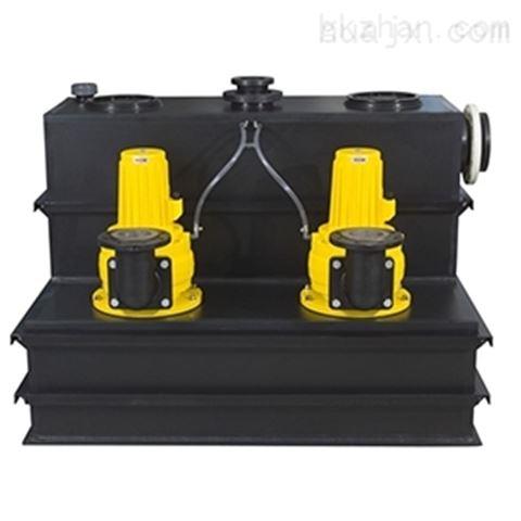 江苏无锡污水提升泵站 德国泽德W100 doppel提升器
