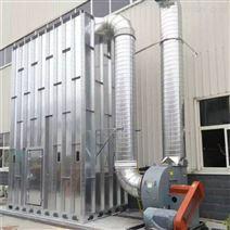 木工除尘器的机械电工仪表的调试过程说明