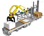 同力工业自动码垛机自动化码垛设备轻松码垛