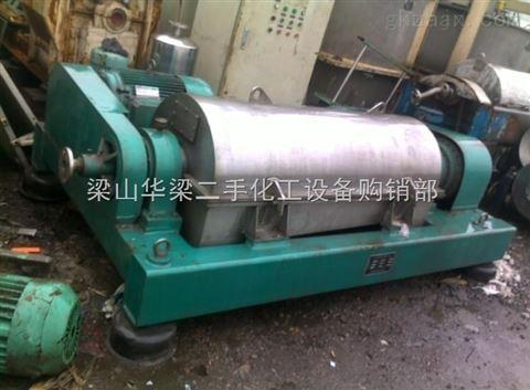 浙江宁波430型二手卧螺离心机价格