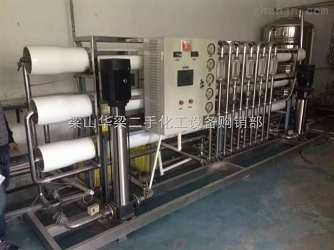 二手100吨反渗透设备二手水处理价格