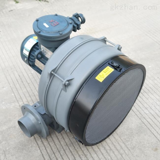 油气气体输送2.2KW防爆鼓风机
