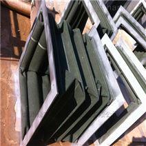 中山印刷機械設備方形通風口軟連接供應