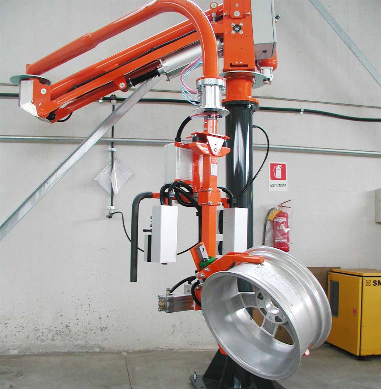 同力工�I�A具式硬臂�C械手助力���