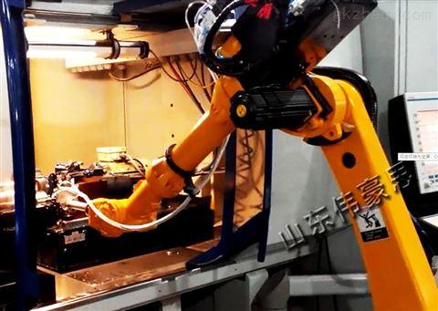 冲床机械手上料 数控车床上下料机器人