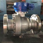 Q347F-100P高压不锈钢固定球阀