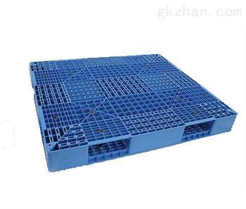 重庆江津厂家直销双面网格塑料托盘