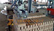 福建耐火砖搬运机器人,福建水泥砖码垛机
