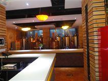 酒店改造安装选豪鲁精酿啤酒设备公司