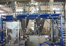 锥形机型粉体混合输送包装成套生产线