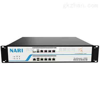 南瑞反向千兆型网络安全隔离装置