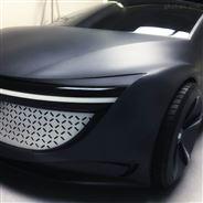 高品質汽車手板模型