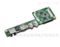 新能源汽车电子传感器PCBA定制加工组装