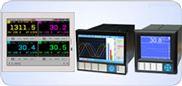 液晶触摸屏智能记录(调节)仪表
