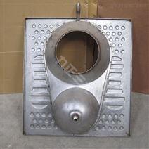 粪尿分集式不锈钢蹲便器 隔离效果好 防臭