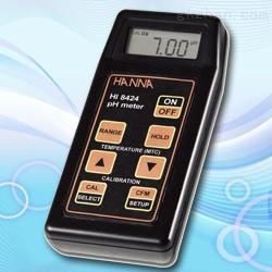 便携式酸度计 型号:H5HI8424