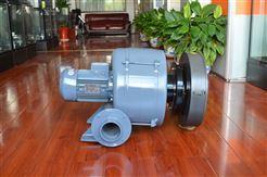 HTB75-032 0.4KW造纸纸浆脱水专用透浦多段式鼓风机