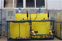 湖南永州三槽自動加藥設備安裝調試使用視頻