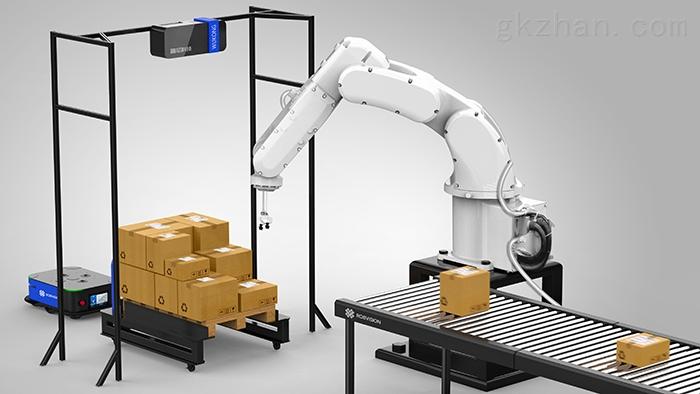 机器视觉拆垛系统